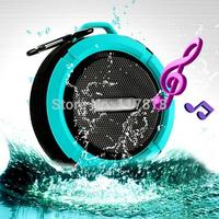 C6 Subwoofer Sound Bluetooth Speaker with Microphone Waterproof Wireless Speaker