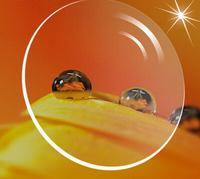 high quality 1.74 resin lenses   hyperopia presbyopia  plus hard ultrathin membrane myopic lens wear-resisting uv 400 radiation