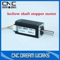 Nema8 hollow shaft stepper motor 20HB4003 2 phase 4 wire nema 8 stepper motor 40mm 3050201D