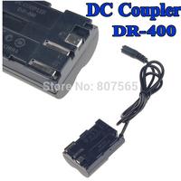 DR-400 DR 400 DC Coupler For Canon EOS 5D 10D 20D 30D 40D 50D 350D Adapter ACK-E2 ACKE2