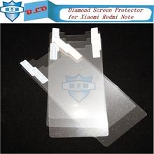 HOT 2pcs/lots Front Diamond Screen  Guard for Xiaomi Redmi Note 4G screen protector LTE Mobile Phone  Rice Note Hongmi 5.5″