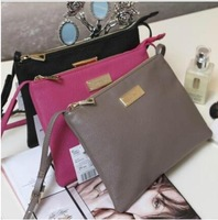 2015 Fashion Brand Design Flap Women 'sMessenger Bags Leather Handbags Clutches Shoulder Bags Crossbody bags Simple