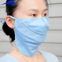 Summer ultra-thin anti-uv sunscreen oversized masks neck bicycle ride dust mask