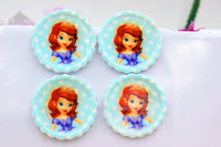 flatback resin cabochons resin decoration accessaries with cartoon characters 30pcs/lot free shipping