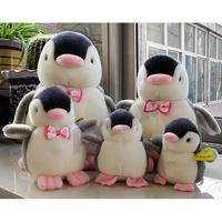 Amur Stuffed Plush toy PP cotton small large size Animals penguin family