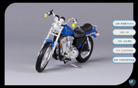 Brand New 1/12 Scale Motorbike Model Toys 1997 XLH Sportster 1200 Diecast Metal Motorcycle Model Toy For Gift/Collection/Kids