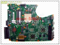 original Motherboard for Toshiba L750 L750D  A000080700 DABLCDMB8E0  100% Tested