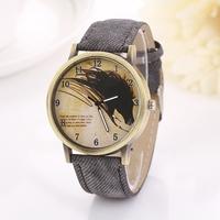 XR776 New fashion Wristwatches Newest suitable Leather Watch Woman & Man Quartz Wrist Watches famous brand ladies Dress Clocks