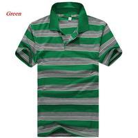 2015 Spring Summer Mens T Shirt Korean Style men's short Sleeve Sriped t-shirt men clothing