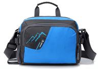 Free Shipping 2015 new style men nylon messenger bag sports bag casual shoulder bag phone bag