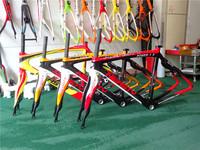 EN Certification Toray T700 Carbon Fiber Racing Bike Frame China 48/50/52/56cm