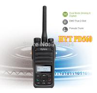 HYT DMR walkie talkie 400-470MHz hytera walkie talkie PD560/ PD-560/PD-56X portabletwo way radio