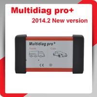 DHL free New TCS plus 2014.R2 multidiag pro software &install video TCS Multidiag pro+ New VCI