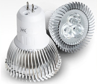 3W High Power LED Spotlight Bulbs MR16 Base Lamp LED Bulbs 50000H Lifespan New Arrivals Aluminum Alloy and PC Material MDLSP-4