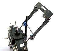 WITH TRACKING NUMBER Carbon fiber Glass Fiber FPV Screen Display Monitor Mount Holder Support Stand Bracket Black