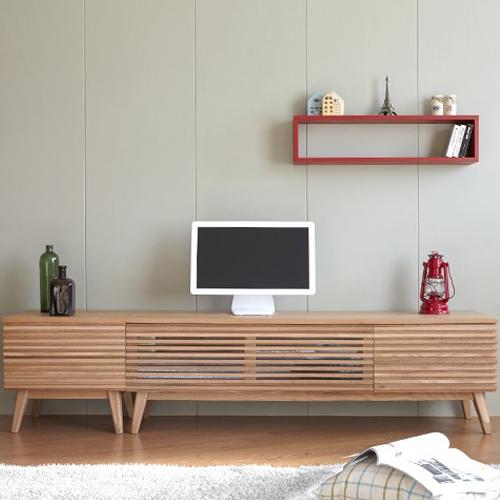 mobile tv scandinava : Dodge mobili futon mobili in legno di rovere tavolino, mobile porta tv ...