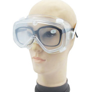 Wholesale Safety Goggles Anti-dust windproof cycling glasses Wearable Myopia Industry Experiment Goggles