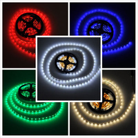 Wholesale 5M Non-Waterproof 300 LED Strip Light 3528 SMD String Ribbon Tape Roll red green blue white warm white