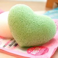 New 1 PCS Beauty 100% Natural Konjac Cleanser Makeup Sponge Wash Face Super Soft Sponge