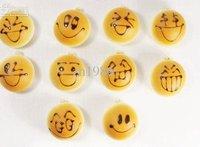 Free Shipping/ Cute cartoon Donut squishy charm / mobile phone strap Chain  pendant simulation bread smiling face bun Buns 1pcs