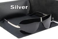Hot sale Man polarization glasses,Sunglasses men uva, uvb ultraviolet prevention brand sun glasses P8490