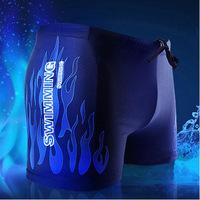 2015 Swimwear men L-4XL sunga Good quality moda praia homem masculino swimming trunks swim shorts perfume men plus big size