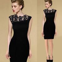 2015 summer  On Sale New Fashion Women Dress Solid Chiffon Sleeveless Lady Summer Dresses Casual Dress