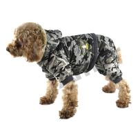 Amur Pet products Dog Clothing cotton coat jacket fleece Camouflage poodle teddy
