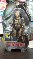 "Free Shipping NECA SDCC Limited Edition Ahab Predator PVC 7"" Action Figure Collection Model Toy"