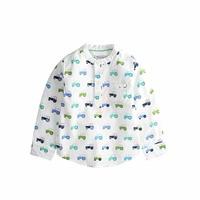 2015 Boy Shirt Tee Top Blouse cartoon cars kid clothing children clothes wear