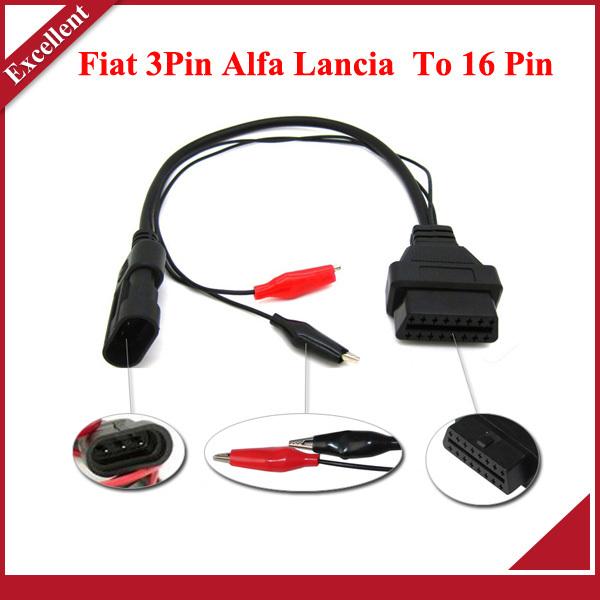 Электрический тестер Fiat 3pin