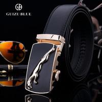 Men's leather belt pinch belt buckle business in 2015