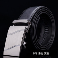 2015 Wild casual men's automatic belt buckle belt belt belt
