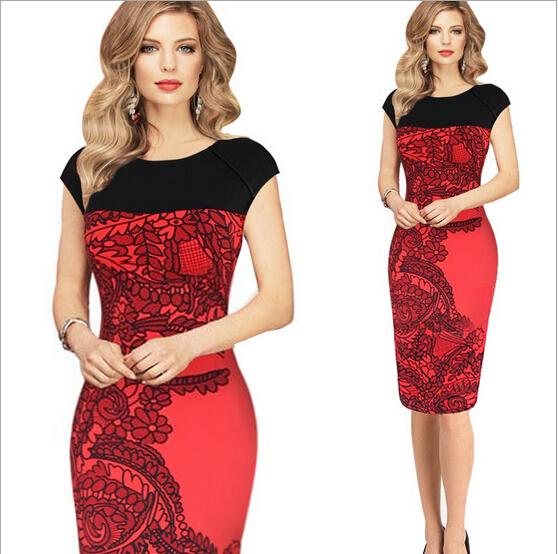 Женское платье Bingo 2015 bodycon S m l XL xXL P0970 женское платье no s xxl