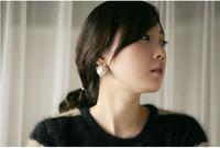C25R9  Korean earrings OL gold plated Erding pearl temperament Woman Luxurious Paragraph Fashion earrings