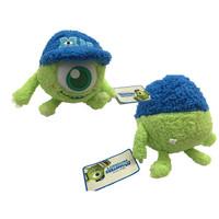 Mike Wazowski Mini Cute Stuffed Plush Doll NEW