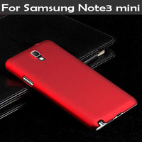 For Samsung Galaxy Note 3 neo Note3 neo Note 3 mini N7505 Frosted Matte phone Back cover Hybrid Hard Plastic cell phone cases