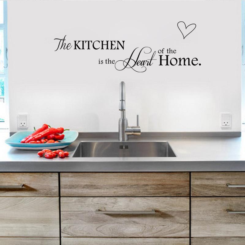 Muurstickers Keuken Decoratie : keuken decoratie muurstickers home decor home decoratie voor keuken