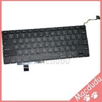 "17""  US Keyboard & Backlight  For Macbook Pro Unibody A1297"