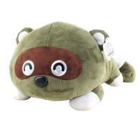 Amur Stuffed Plush toy PP cotton Animals raccoon family 30cm home decoration