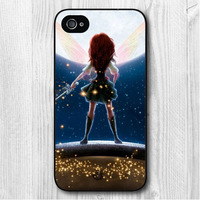 Tinkerbell Protective Cover Case For iPhone 4 4S