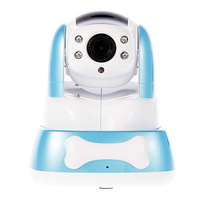 Anyvue H.264 720P Wireless Baby Monitor with Two-Way Audio and Night Vision,P2P