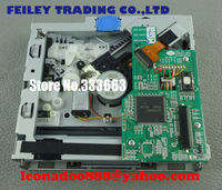 Original new Fujitsu Ten single CD mechanism loader OPT-726 laser with pcb black socket For Hyundai Car CD Radio System