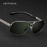 2015 New Brand Polarizerd Sunglasses Men Sports Glass Driving Mirror Gray Lense Vintage 3244 FREE SHIPPING
