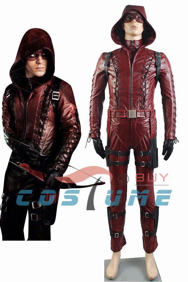Green Arrow Arrow Costume Green Arrow Season 3 Red Arrow