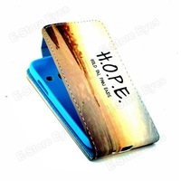 Free shipping 1pc/tvc-mall Vertical Flip Card Holder Leather Shell for Samsung Galaxy Core Plus G3500 G3502