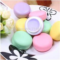 3pcs  4 color Lip Balms Macaron Nutritious Lipstick Cosmetics Accessories Protect Lip Pruducts Care Lip Moisturizer