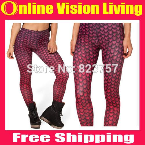 New 2015 Women Legging Black Milk Leggings Drogon Dragon Egg HWMF Leggings Girl Legging Pants Fitness Clothing For Women A0789(China (Mainland))