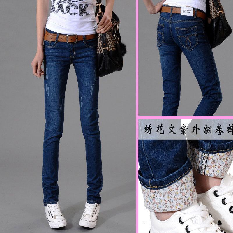 Женские джинсы Jeans Women 2015 JS044129 женские джинсы women jeans dk ] 2015 0165