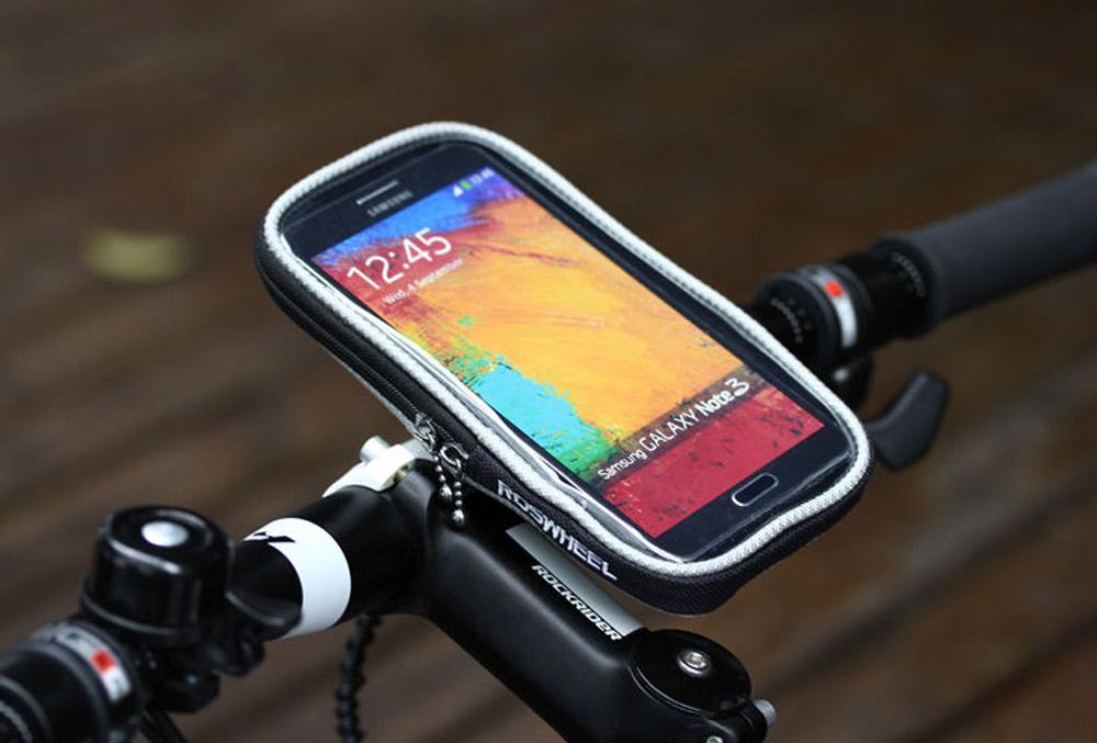 Держатель для телефона в велосипед